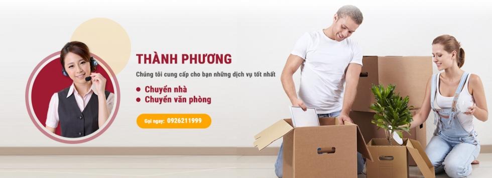 Dịch vụ chuyển nhà trọn gói tại Thành Phương