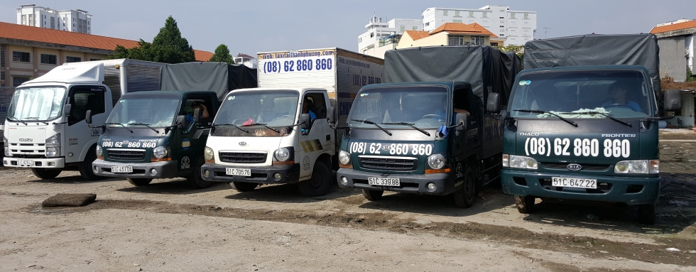Dịch vụ chuyển nhà TPHCM Uy Tín - chuyên nghiệp cùng Thành Phương