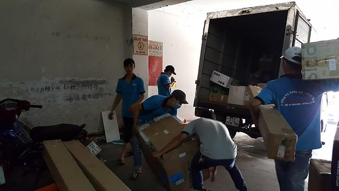 Dịch vụ chuyển nhà trọn gói giá rẻ TPHCM tại công ty chuyển nhà Thành Phương cung cấp
